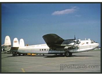 Postcard - Skyways, Avro 685 York - jjpostcards com