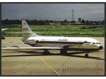 Military Aircraft Aspiring Silver Classics Collection South-aviation Caravelle Collectibles
