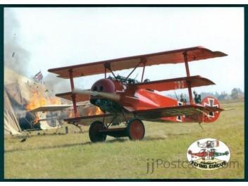 Albatros/Kindernays Circus, Fokker Dr. I