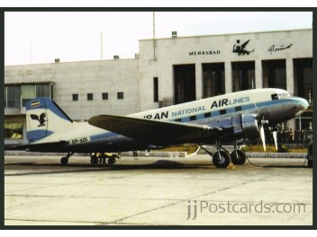 Iran National Air Lines, DC-3
