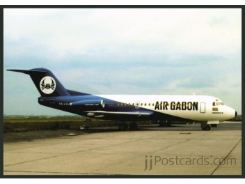 Air Gabon, F28