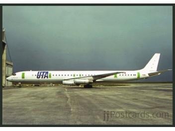 UTA, DC-8