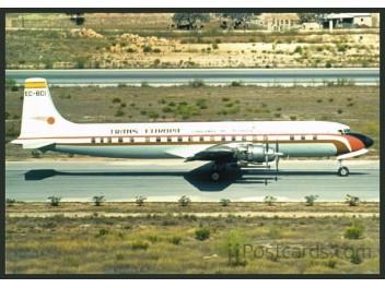 Transeuropa, DC-7