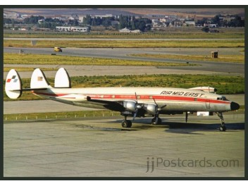 Air Mid-East, Super Constellation
