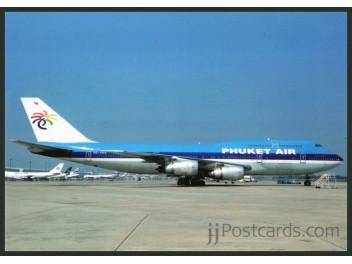 Phuket Air, B.747