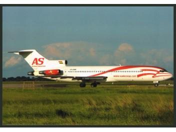 Aerolineas Sudamericanas, B.727