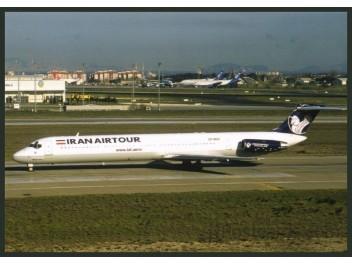 Iran Air Tour, MD-80
