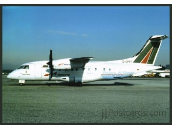 Minerva Airl./Alitalia, Dornier 328