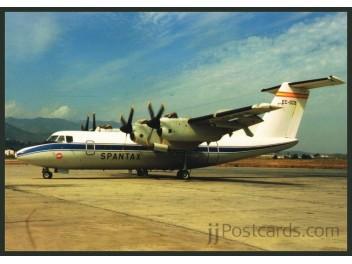 Spantax, DHC-7