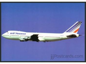 Air France, B.747