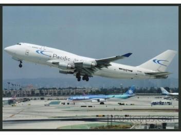 Kalitta Air/Pacific Air Cargo, B.747