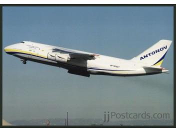 Antonov Design Bureau, An-124