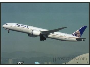 United, B.787