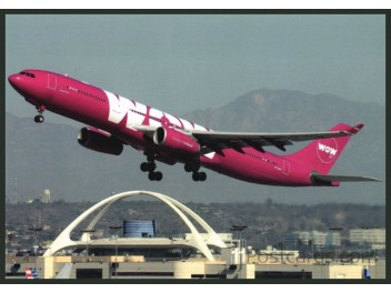 Wow Air, A330