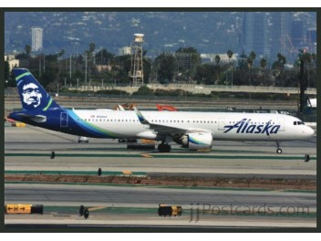 Alaska Airlines, A321neo