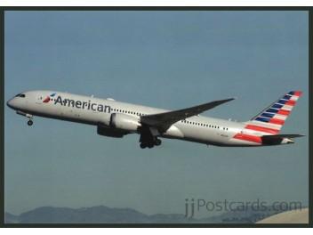 American, B.787