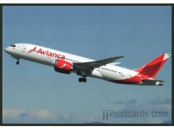 Avianca Colombia, B.787