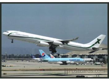 Air X Charter, A340