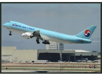 Korean Air Cargo, B.747