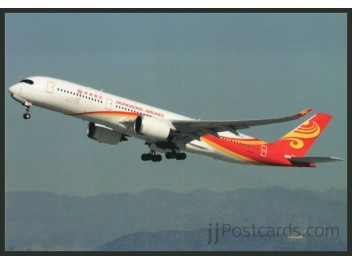 Hong Kong Airlines, A350