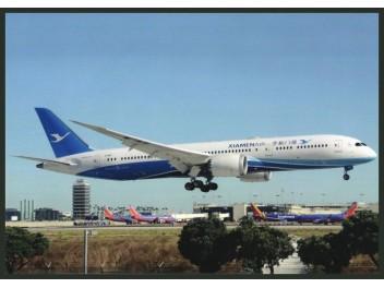 Xiamen Airlines, B.787