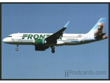 Frontier, A320neo
