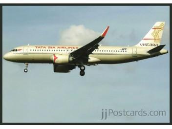 Vistara, A320neo