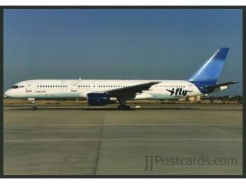I-Fly, B.757