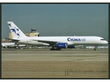 Cygnus Air, B.757