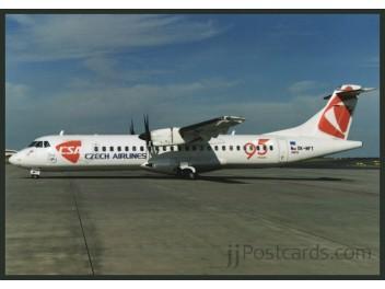 CSA Czech Airlines, ATR 72