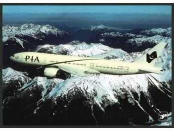 Pakistan Int'l - PIA, B.777