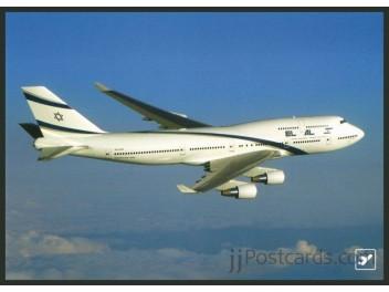 EL AL, B.747