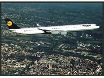 Lufthansa, A340