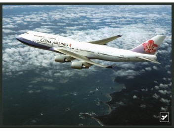 China Airlines, B.747