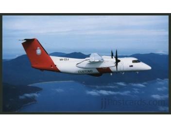 Surveillance Australia, DHC-8 - jjPostcards