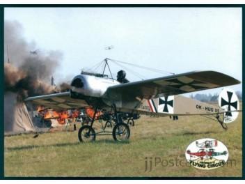 Albatros/Kindernays Circus, Fokker E. III