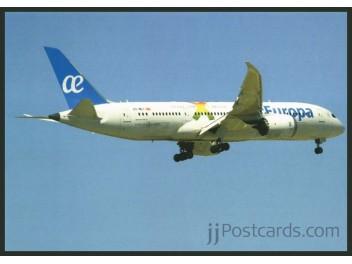Air Europa, B.787