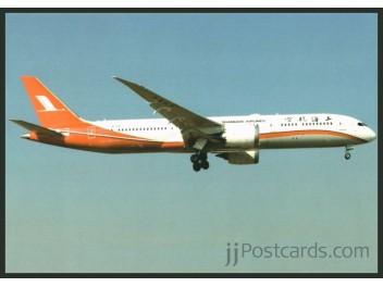 Shanghai Airlines, B.787