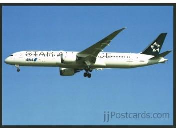 ANA - All Nippon/Star Alliance, B.787
