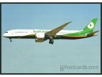 Eva Air, B.787