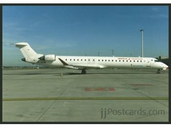 Air Nostrum/Iberia, CRJ 900