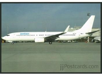 Enter Air, B.737