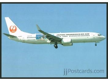 Japan Transocean - JTA, B.737