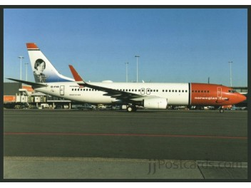 Norwegian, B.737