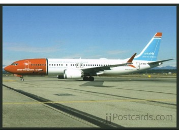 Norwegian, B.737 MAX