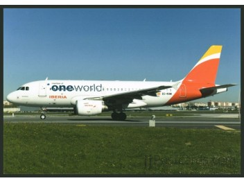 Iberia/oneworld, A319