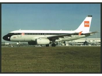 British Airways, A319