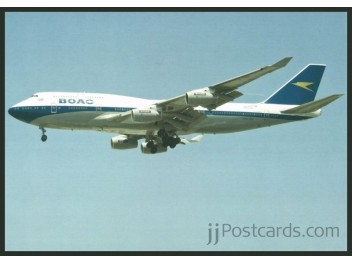 British Airways, B.747