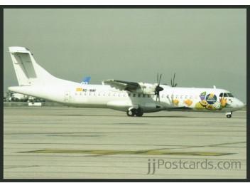 Swiftair, ATR 72