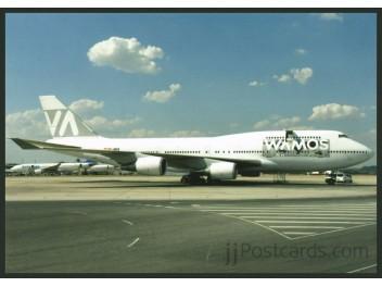 Wamos Air, B.747